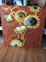 Large Oil Painting in Naperville, Illinois