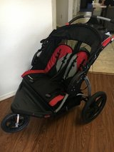 Double jogging stroller in Fort Hood, Texas
