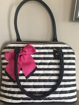 Quilted Betsey Johnson Purse in Kankakee, Illinois