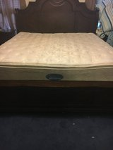 King mattress & box spring in Fort Hood, Texas
