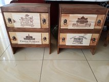 bedside wine box drawers in Ramstein, Germany