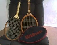 2 tennis rackets in Great Lakes, Illinois