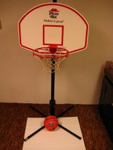 BASKETBALL HOOP SET by PIZZA HUT in Glendale Heights, Illinois