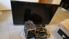 52 in Sony Bravia w/ DVD Home Theatre System in Ramstein, Germany