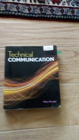Technical Communication book in Alamogordo, New Mexico