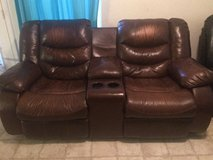 Brown electrical couch in San Clemente, California
