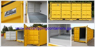 Storage and Shipping Containers at Low Delivered Prices in Toms River, New Jersey