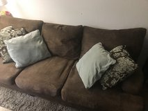 PCS Furniture Sale: Couch and Chair in Stuttgart, GE
