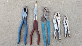 Pliers in Vacaville, California