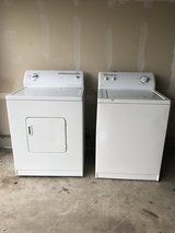 Kenmore Washer and Dryer in Chicago, Illinois