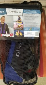 Onyx A/M-24 Automatic/Manual Inflatable Life Jacket (1 of 2) in Fairfield, California