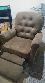 Brown Microfiber Recliners in Belleville, Illinois