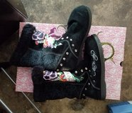 Ed Hardy boots - size 6 in Orland Park, Illinois