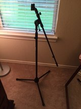 Microphone Stand in Kingwood, Texas