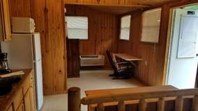 Cabin  7 at Walnut Hill RV Park ( available Sept. 1st) in Fort Polk, Louisiana