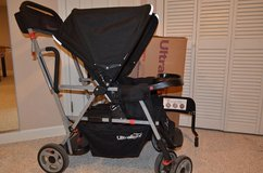 Joovy Caboose Ultralight sit/stand Stroller in Bartlett, Illinois
