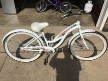 trek cruiser with wide whitewall tires in Lawton, Oklahoma
