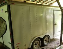 Pace Enclosed Trailer 18 Foot - in Fort Rucker, Alabama