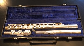 Flute - Gemeinhardt Open Hole M3 solid silver head in Chicago, Illinois