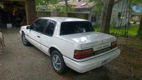 1991 Pontiac Grand Am-NOT Running-For Sale in Conroe, Texas