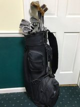 Golf Bag and Clubs in Sugar Grove, Illinois
