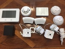 Vivint Equipment for Household Security System in Kingwood, Texas