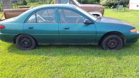 Mercury Tracer in Fort Campbell, Kentucky