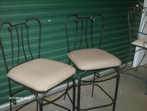 2 Counter height stools in Biloxi, Mississippi