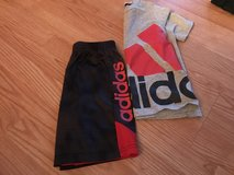 Boys Adidas outfit in Sugar Grove, Illinois