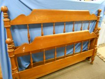 Full/Double bed frame in Cherry Point, North Carolina