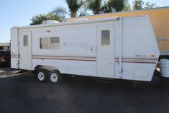 2002 Fleetwood Terry Travel Trailer in Los Angeles, California