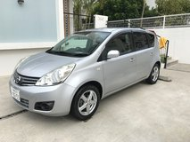 2012 Nissan Note, 4 Dr Sdn (Silver) Great Condition (Email - gmtoves@gmail.com or call 080-8351-... in Okinawa, Japan