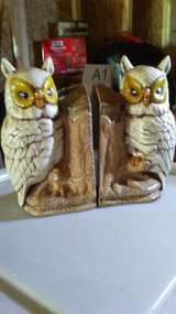 Vintage Owl Bookends in Hopkinsville, Kentucky
