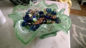 heavy glass decor bowl in Fort Campbell, Kentucky