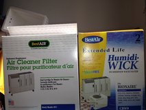Bionaire Humidifier filters in Tinley Park, Illinois
