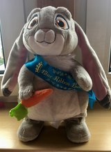 Sofia The First Blue Ribbon Bunny in Ramstein, Germany