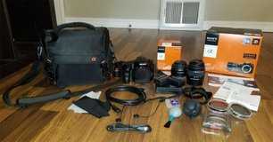 Sony alpha slt-a65v digital slr camera in Fort Leonard Wood, Missouri