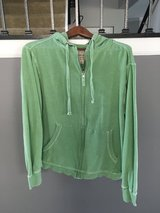 Medium green vintage hoody in Chicago, Illinois