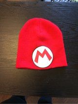 Mario beanie in Houston, Texas