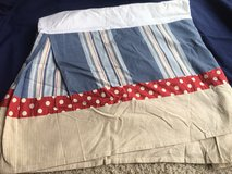 Baby Crib Bed Skirt-- Great Condition in Kingwood, Texas