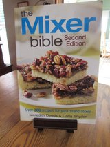 Cookbook The Mixer Bible in Yorkville, Illinois