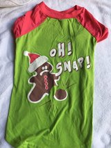 Christmas Dog T-Shirt SZ Large in Kingwood, Texas
