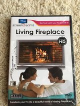 HD Living Fireplace DVD - NEW in Kingwood, Texas