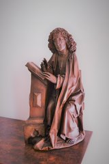 "Sculpture: Tilman Riemenschneider's ""Evangelist Johannes"" Sale or Trade in Ramstein, Germany"