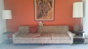 Vintage MCM couch/sofa - $400 in Spring, Texas