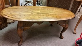 Oak Coffee Table in Fort Campbell, Kentucky