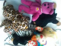 TY McDonald's Mini Beanie Babies in Bartlett, Illinois