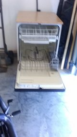 Like new Kenmore portable dishwasher in 29 Palms, California