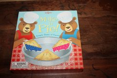 Make a Pie, the Game of Fractions in Glendale Heights, Illinois