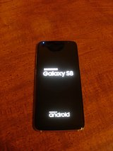Samsung Galaxy S8 Sprint cell phone in Clarksville, Tennessee